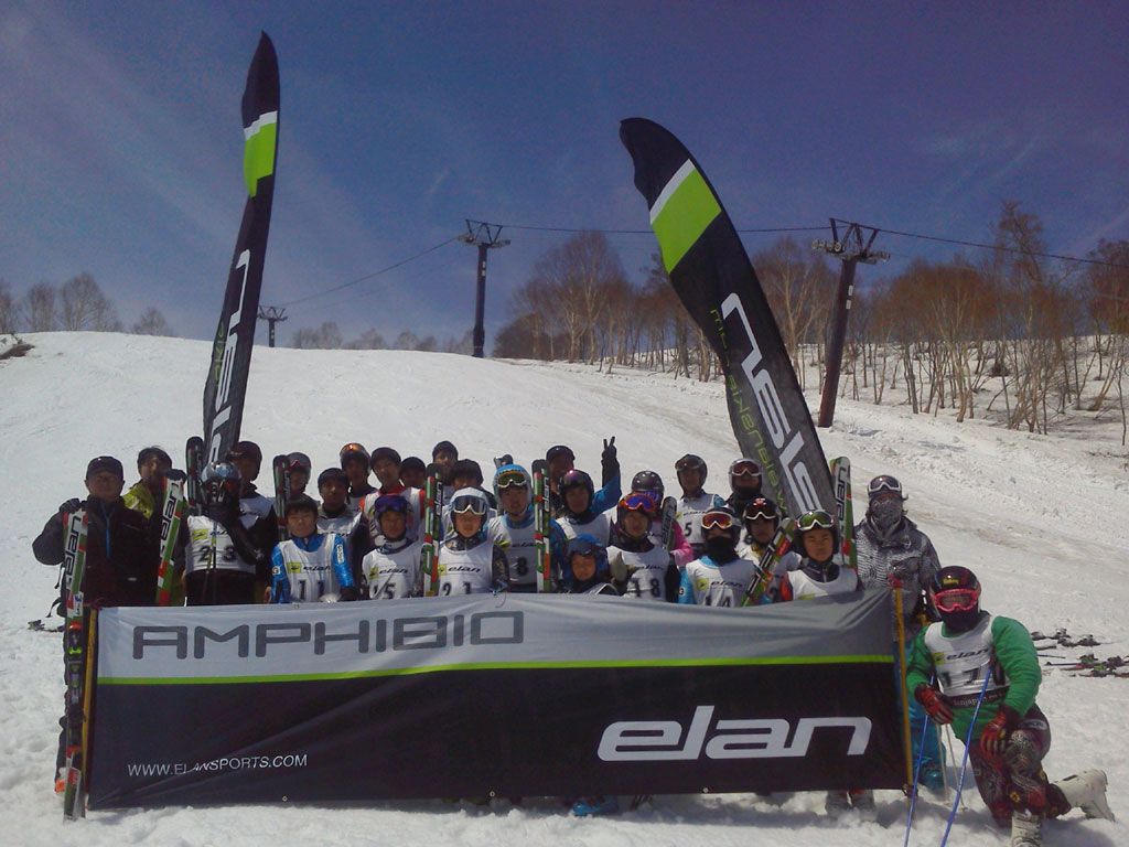 ELAN Racing Camp 2013の募集開始