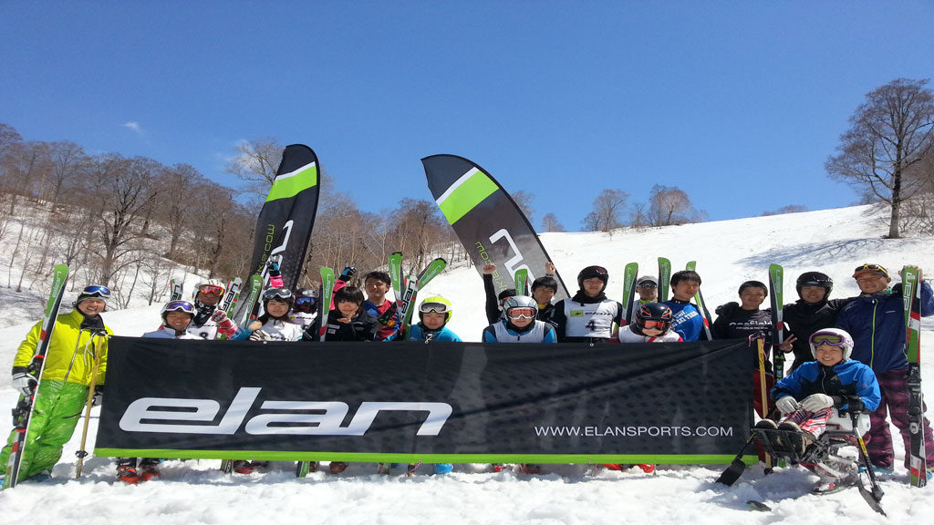 ELAN Racing Camp 2013二日目